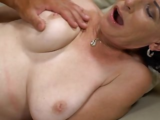 Beau gives slender mature hard drilling she wanted so importantly