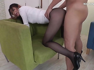 neighbour heels about pantyhose high heels