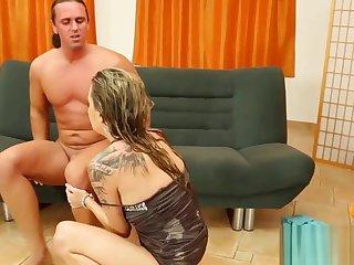 Pee fetish babe pounded