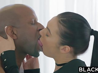 BLACKED Marley Brinx waggish bbc in her ass