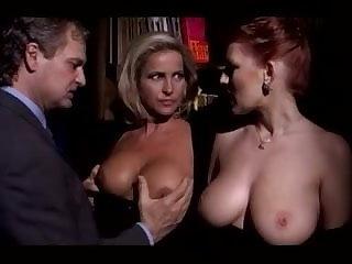 Milf Truss Sharing Bosomy Redhead Lady