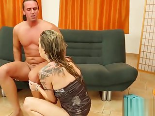 Pee fetish babe pounded