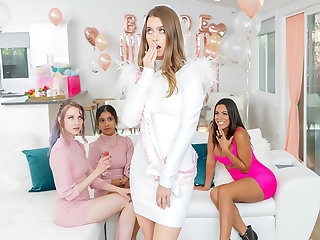 Buzzing Bride-To-Be
