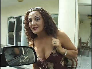 Busty milf with fake tits gets her pierced pussy destroyed occasionally slammed hardcore