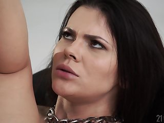Extremely feminine babe Verona Sky is a sex god that loves a concurring fuck