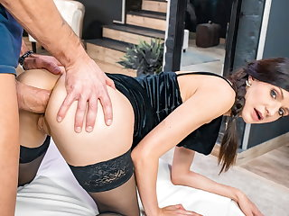 LETSDOEIT Sexy Arian Felicity Gets Her Ass Destroyed By Big Cock
