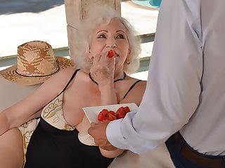 80 Years Old, Still a Diva